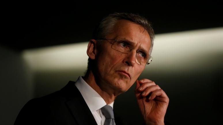 Генсек НАТО: для противодействия пропаганде нам нужна свободная и независимая пресса