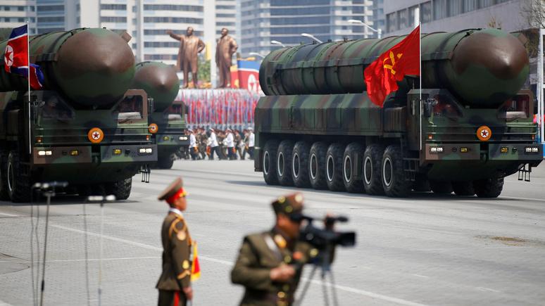 Times: открытие Олимпиады Пхеньян отпразднует грандиозным военным парадом