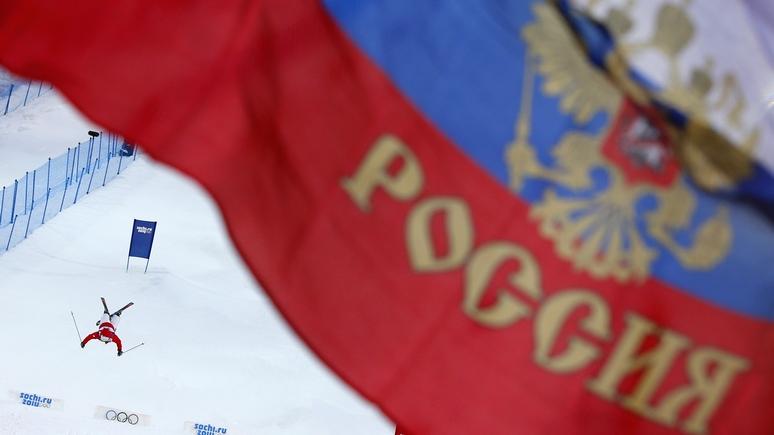 Libération: Россия проведёт альтернативу пхёнчханской Олимпиаде в Сочи