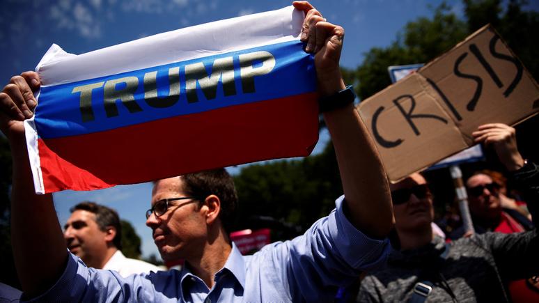 NYT: чтобы замять «российское дело», Трамп не пощадит и репутации спецслужб