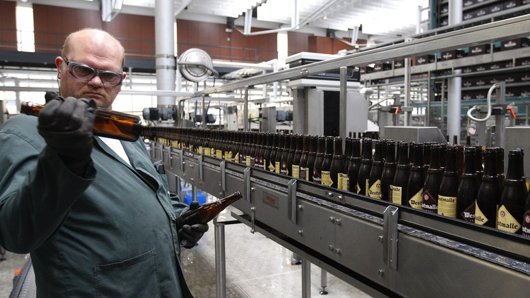 RTBF: пьющей Бельгии стоит поучиться у России трезвости