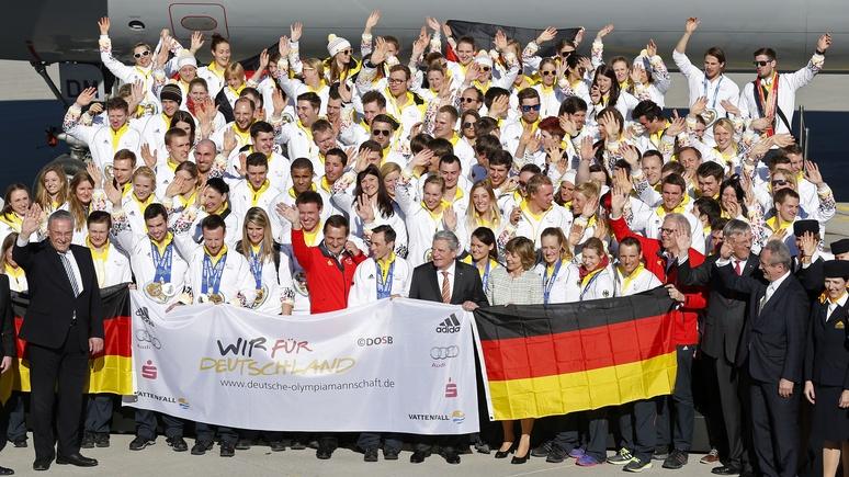 Немецкие олимпийцы о «допинговом мошенничестве» русских: политика и очковтирательство