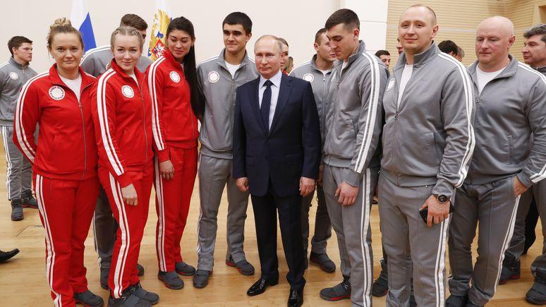 Le Monde: 13 российских спортсменов и двух тренеров допустили до Олимпиады-2018