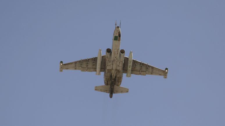 Le Figaro: в Сирии сбит Су-25 и убит российский пилот