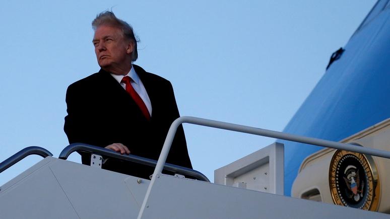 Independent: Трамп назвал «российское дело» позором Америки и напомнил о своих рейтингах