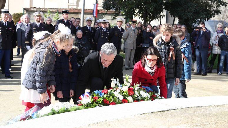 Midi Libre: в Монпелье отпраздновали годовщину Сталинградской битвы
