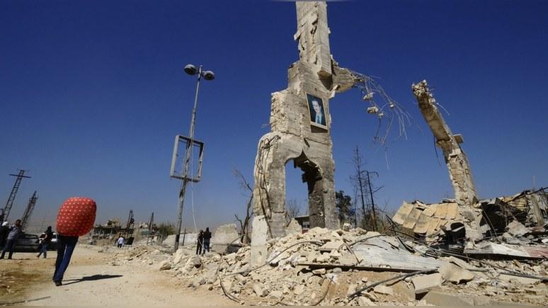 NYP: пока США выжидают, Россия с союзниками рвут Сирию на части