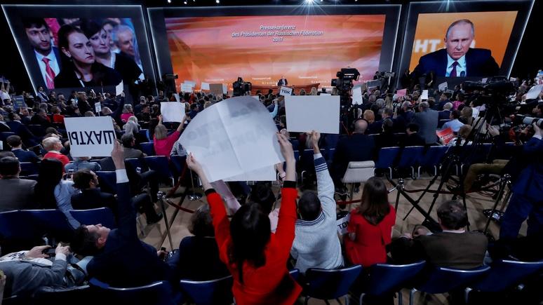 Der Standard: вместо экономического роста россиян кормят международными успехами