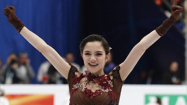 NYT: отстранение России от Олимпиады не сказалось на её господстве в фигурном катании
