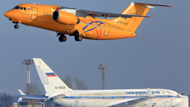 DN нашла бич российской гражданской авиации — мелкие региональные перевозчики