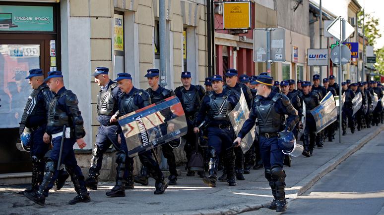 Guardian: автоматы у боснийских сербов напомнили ЕС о растущем влиянии России
