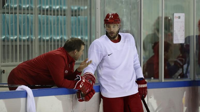 WSJ: советскими методами Россия возрождает хоккейную «красную машину»