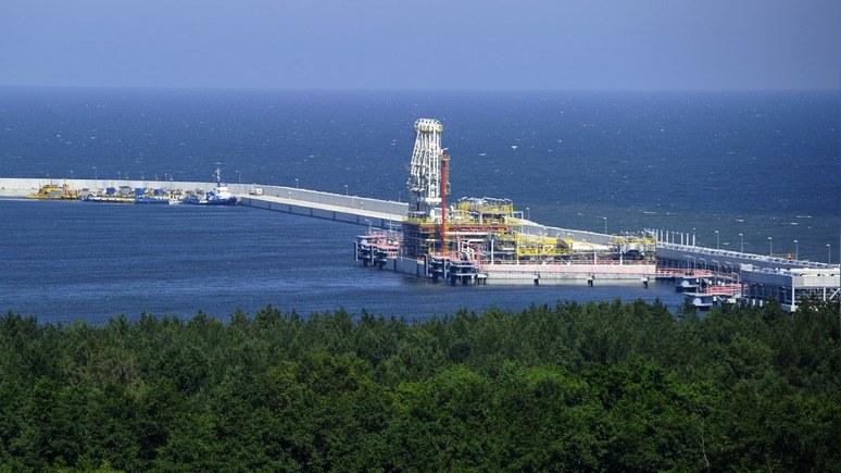 FAZ: Польша решила построить свой балтийский газопровод в пику «Северному потоку»