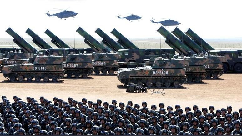 Independent: Москва и Пекин оспаривают военное господство Запада