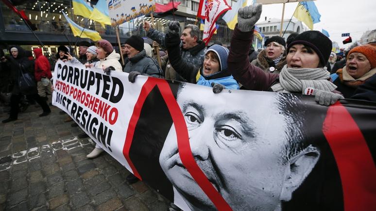 Spiegel: Петро Инкогнито разочаровал и украинцев, и Запад