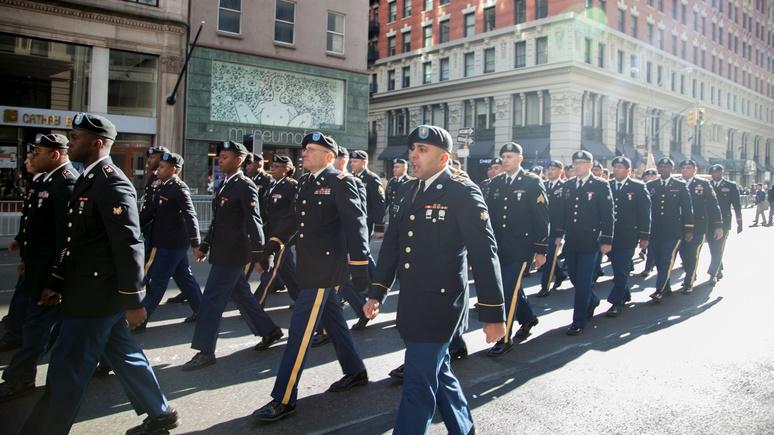 Spiegel: страсть Трампа к армии и парадам беспокоит даже военных