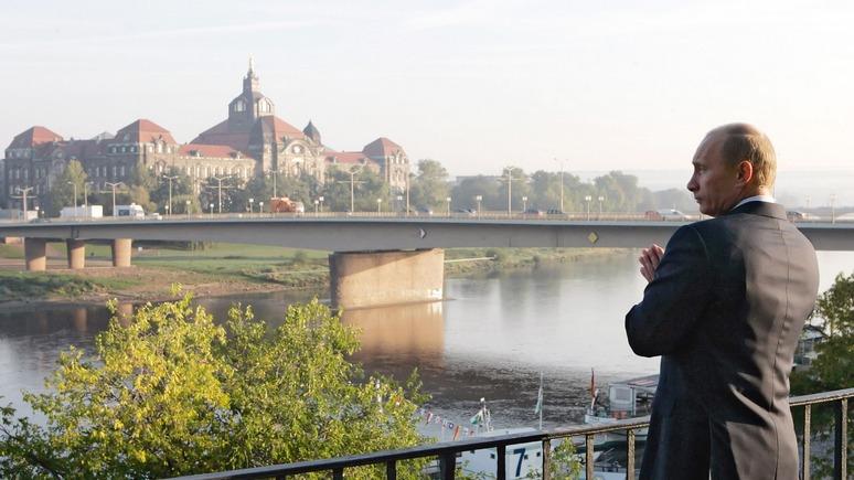 Le Figaro: тень Путина снова витает над Дрезденом