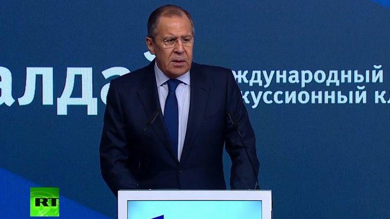 TeleSUR: Лавров призвал США не играть с огнём в Сирии