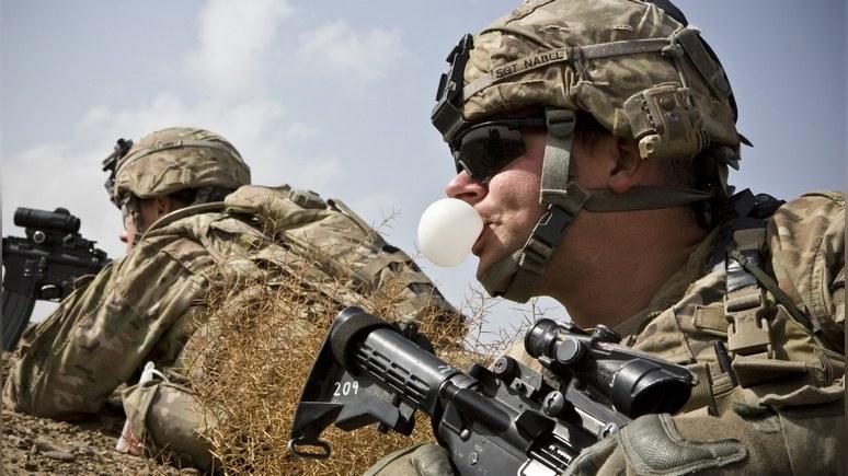 Politico: военные амбиции Трампа под угрозой из-за ожирения американцев