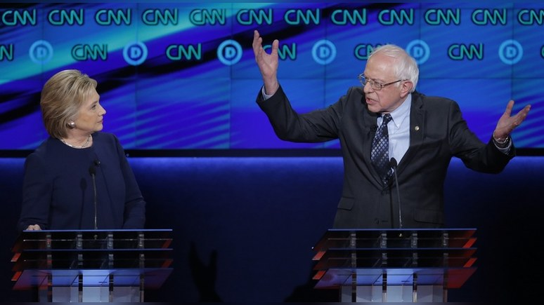 Hill: Сандерс раскритиковал Клинтон за то, что позволила русским «расколоть» демократов