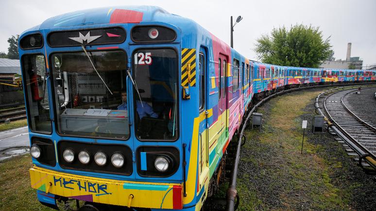 СТРАНА.ua: долги перед российской компанией могут остановить киевское метро