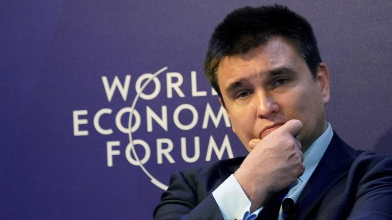 ГОРДОН: Климкин пригрозил санкциями за выборы президента России в Крыму