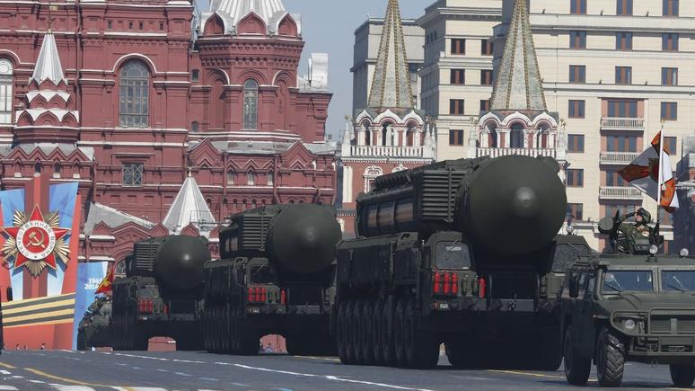 Spiegel: из-за России немецкие политики опасаются гонки ядерных вооружений