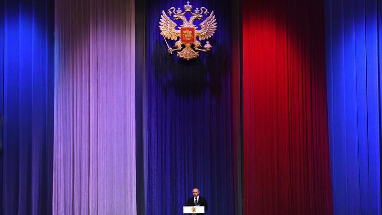 FT: в послании Федеральному собранию Путин пообещает экономические перемены