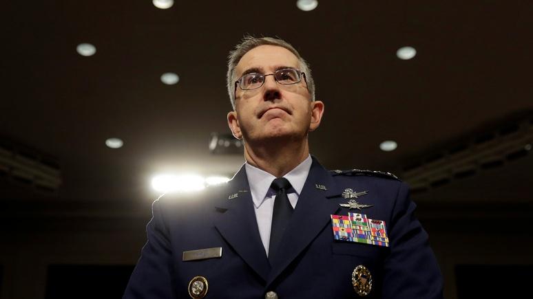 Американский генерал: Россия — это единственная угроза существованию США