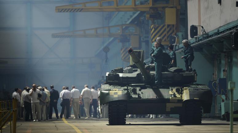 Обозреватель: Украина поставит в США один танк «Оплот»