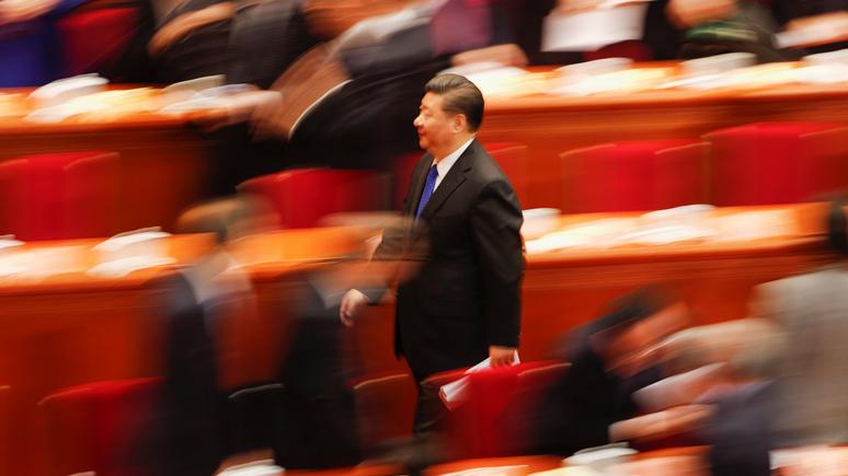 Le Monde: «путинизация» Си Цзиньпина отбросит Китай на сто лет назад