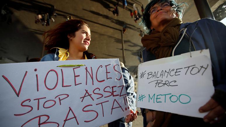 Французский философ: движения вроде #MeToo стирают границы между изнасилованием, домогательством и флиртом