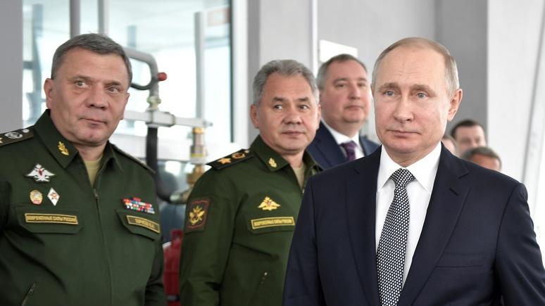 Atlantico: Путин пытается вернуть в мир понятие стратегического равновесия