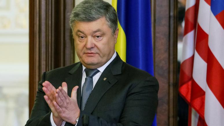 FT: Порошенко не спешит судить коррупционеров — боится за суверенитет