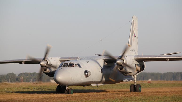 В Сирии при крушении российского самолёта погибли 39 человек