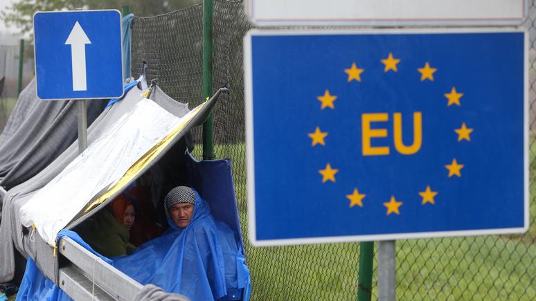 Handelsblatt: «золотые визы» в ЕС беженцам не выдают