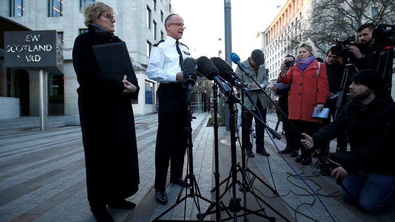 Independent: британская полиция подтвердила отравление Скрипаля нервно-паралитическим веществом