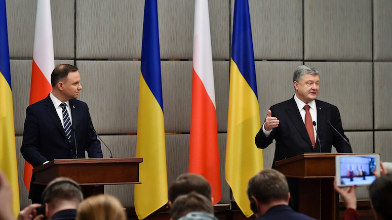 Польский публицист: крах Украины будет означать Россию у наших границ