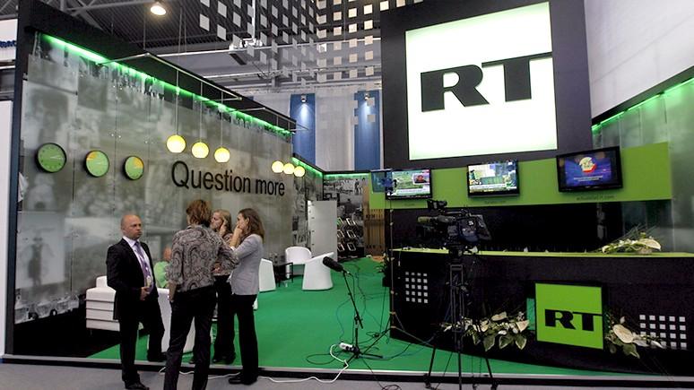 «Энергичная и альтернативная» телестанция, падкая на теории заговора: Нил Твиди о том, как финансируемый Кремлём Russia Today подрывает западные ценности