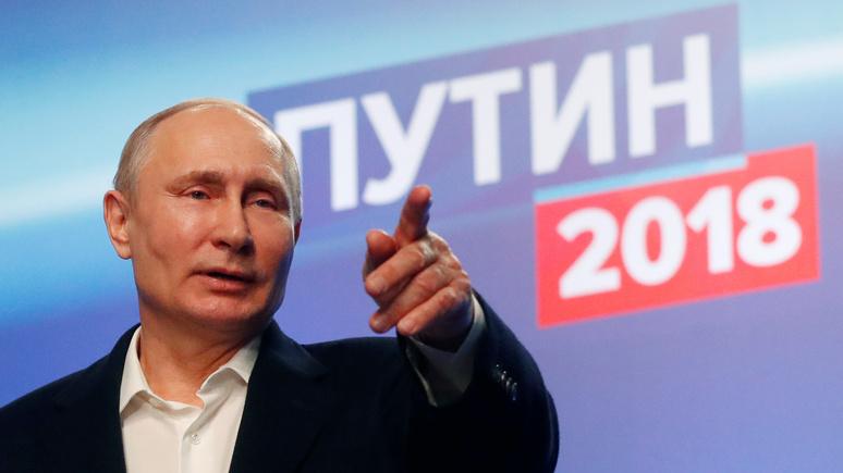 Polityka: вместе с Путиным россияне выбрали войну