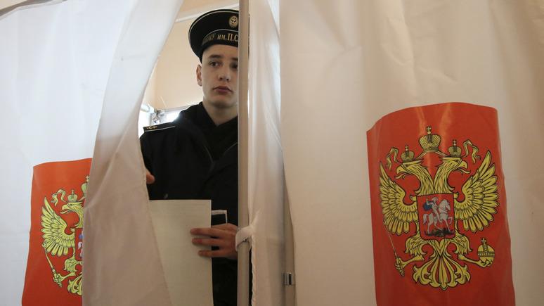 Порошенко: результаты выборов в Крыму — филькина грамота