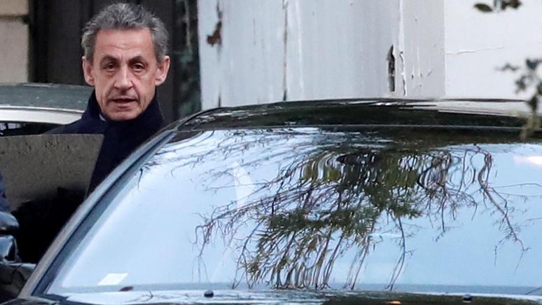 Le Monde: за ливийских спонсоров Саркози обвинили в «пассивной коррупции»