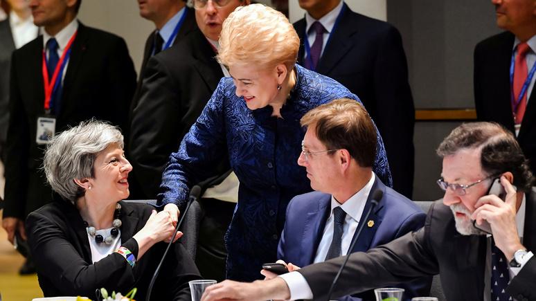 Bild: ссора с Россией вновь сдружила Брюссель и Лондон