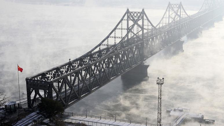 Washington Post: Россия и Северная Корея хотят навести мосты — в буквальном смысле