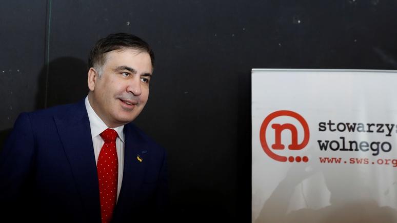 Саакашвили: Порошенко — дешёвый врун без чести и достоинства