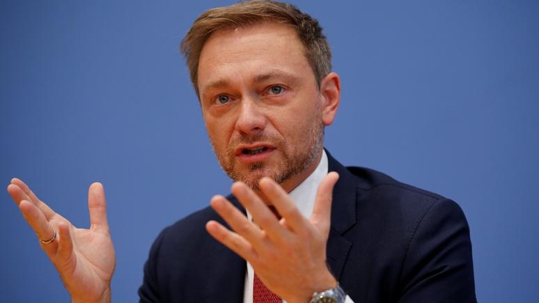 Welt: немецкие демократы против отмены антироссийских санкций