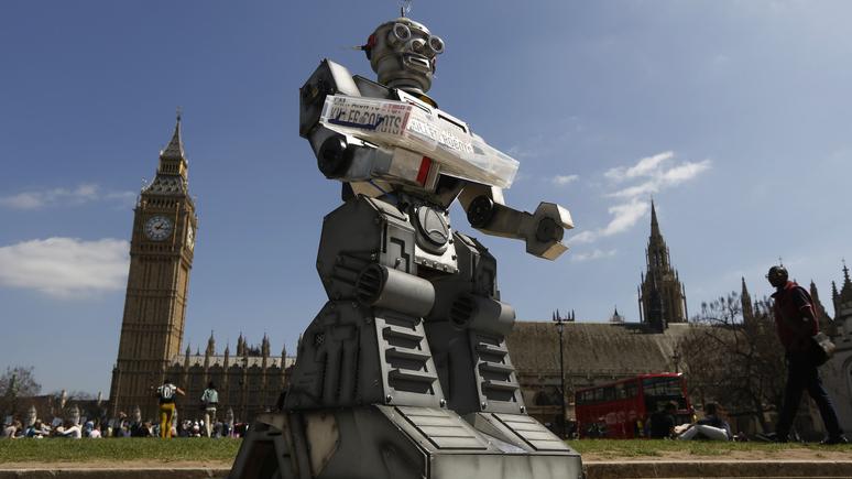 Express: мир на пороге новой гонки вооружений — боевых роботов