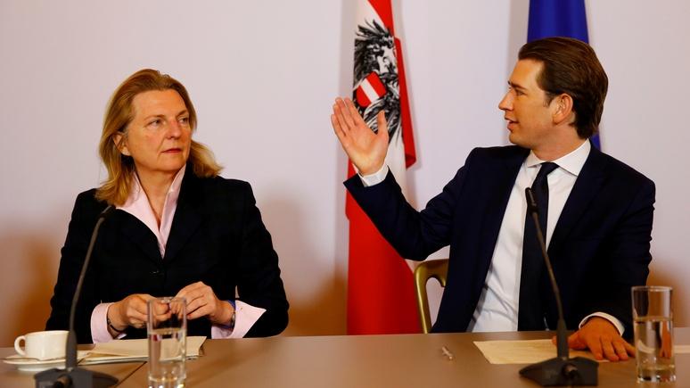 Die Presse: Австрия твёрдо решила не высылать российских дипломатов
