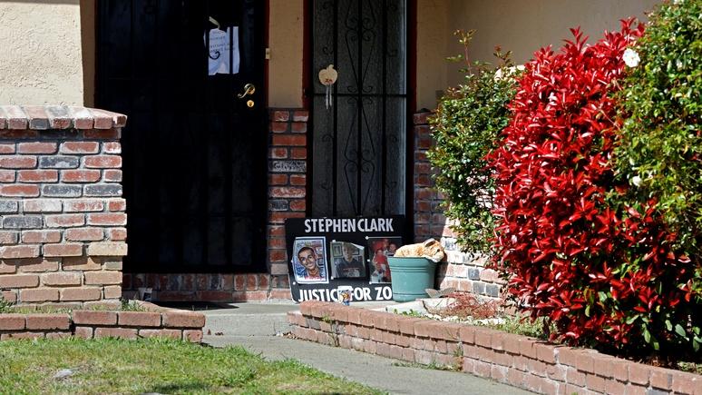 LA Times: полицейские США обезвредили безоружного афроамериканца 20 выстрелами