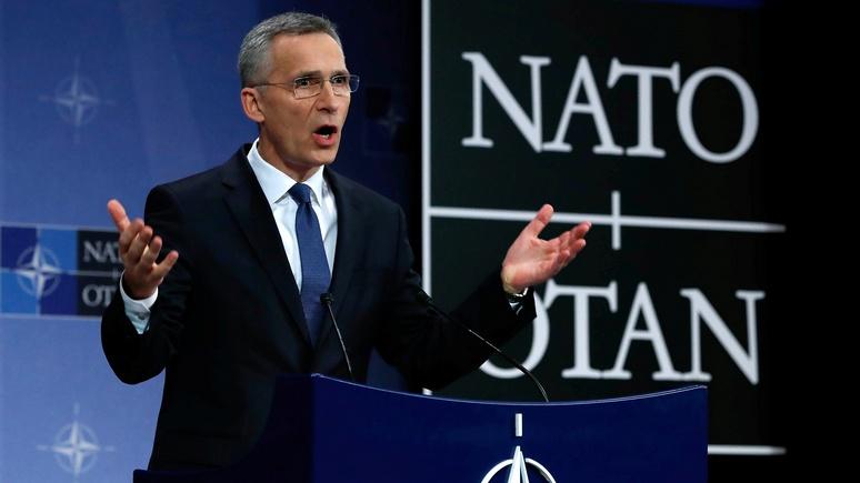 Süddeutsche Zeitung: НАТО сокращает российское представительство при альянсе